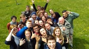 BAFA - Avril 2016 à Aucun, au centre de vacances Vers-les-cimes