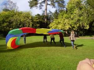 Parachute : l'outil de jeu coopératif de la CPCV