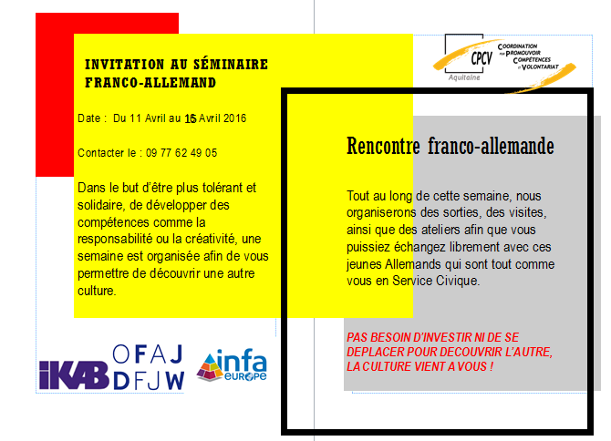 Invitation Seminaire Fr-All